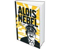 Jaroslav Rudis, Jaromir 99: Alois Nebel. Cover: Voland & Quist