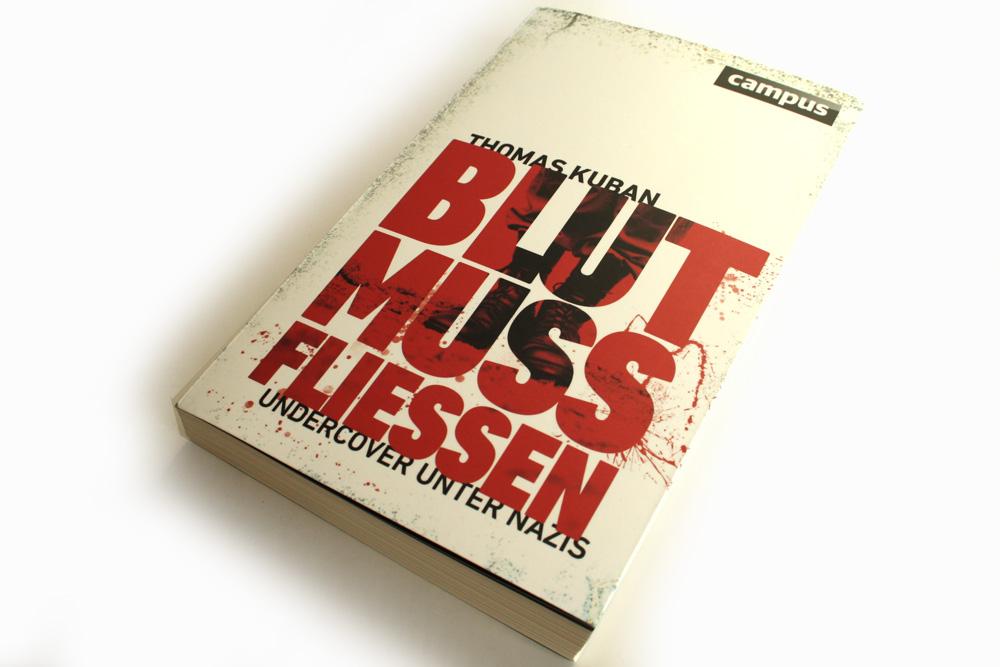 Thomas Kuban: Blut muss fließen. Foto: Ralf Julke