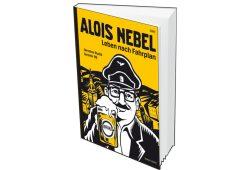 Jaroslav Rudis, Jaromir 99: Alois Nebel. Leben nach Fahrplan. Cover: Voland & Quist