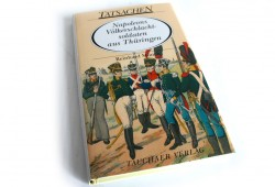 Reinhard Münch: Napoleons Völkerschlachtsoldaten aus Thüringen. Foto: Ralf Julke