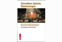 Bodo Ramelow: Schreddern, Spitzeln, Staatsversagen. Cover: VSA Verlag