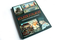 Völkerschlacht. Gedenken auf historischen Ansichtskarten. Foto: Ralf Julke