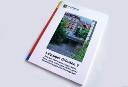 Bettina Weil: Leipziger Brücken V. Foto: Ralf Julke