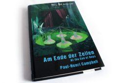 Paul-Henri Campbell: Am Ende der Zeilen. Foto: Ralf Julke
