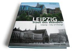 Niels Gormsen, Armin Kühne: Leipzig - Stadt des Wandels. Foto: Ralf Julke