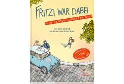 Hanna Schott: Fritzi war dabei. Cover: Klett Kinderbuch Verlag