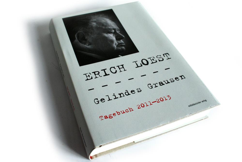 Erich Loest: Gelindes Grausen. Foto: Ralf Julke