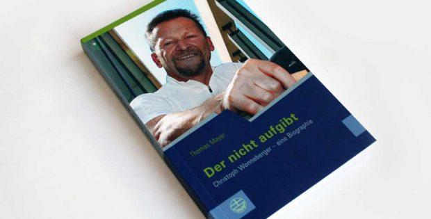 Thomas Mayer: Der nicht aufgibt. Foto: Ralf Julke
