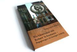 Hans Joachim Köhler: Blickkontakte mit Robert Schumann. Foto: Ralf Julke