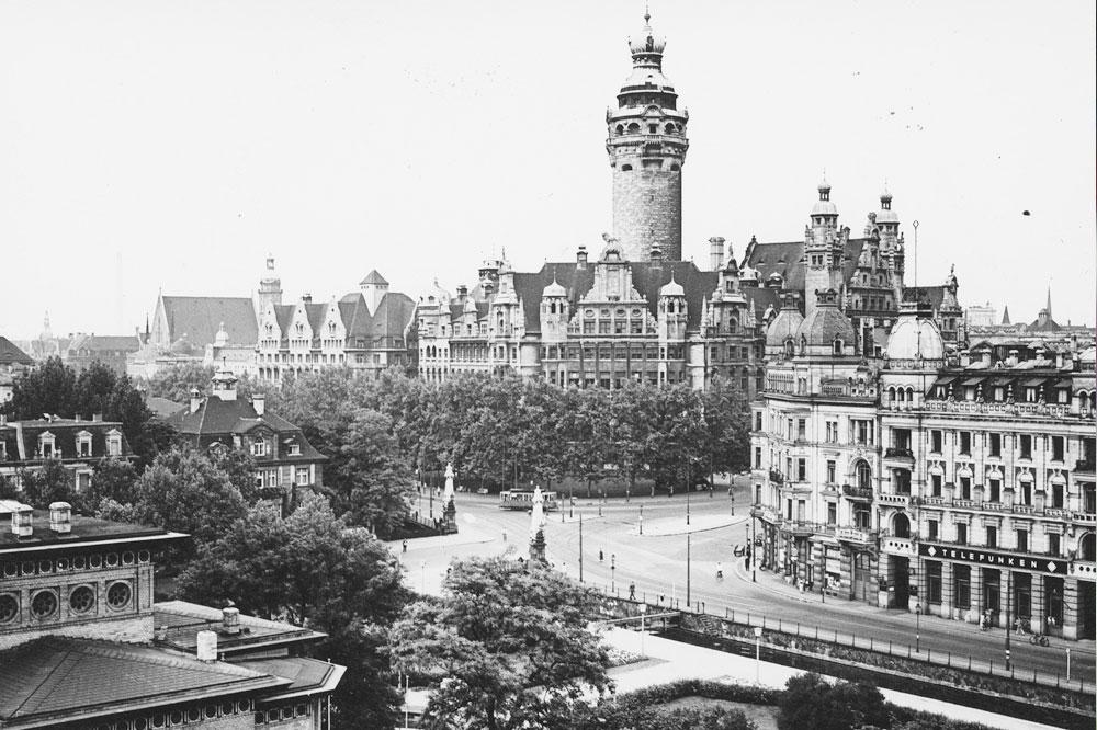 Leipzig im Juli 1914: Leiden und Leben in einer Stadt der verwässerten Milch