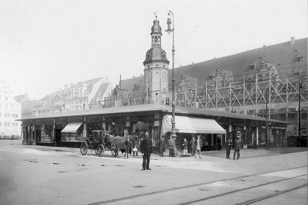 Leipzig im Jahr 1914: Der Männerchor erhält Antwort von der Erzherzogin, ein Kraftdroschkenfahrer wird verurteilt