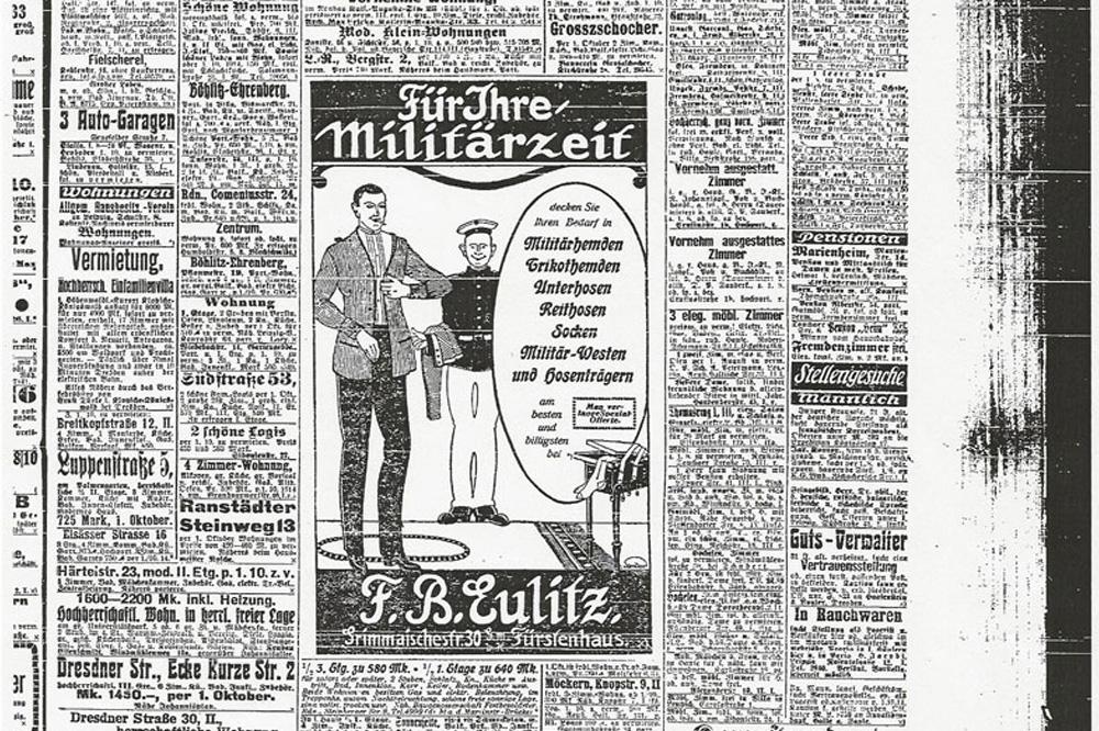 Leipzig im Jahr 1914: Die Kaffeehäuser spielen Nationallieder – aber nicht für Serben