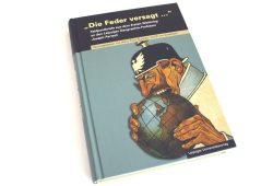 Heinz Peter Brogiato, Bruno Schelhaas (Hrsg.): Die Feder versagt ... Foto: Ralf Julke