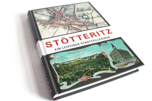 Stötteritz. Ein Leipziger Stadtteillexikon. Foto: Ralf Julke