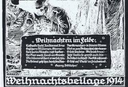 Weihnachten 1914 - Eine Stadt im Krieg. Foto: Stadtarchiv