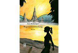Lisa Brokemper: Regenzeitversuchung. Cover: Edition Hamouda
