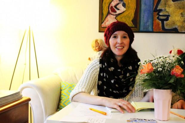 leipziger internet zeitung tanners interview mit eva maria prell vom kunst kuchen es ist nie. Black Bedroom Furniture Sets. Home Design Ideas