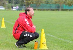Thomas Wedemann bleibt mit seinem FFV II dem Lokalrivalen ELS dicht auf den Fersen. Foto: Jan Kaefer