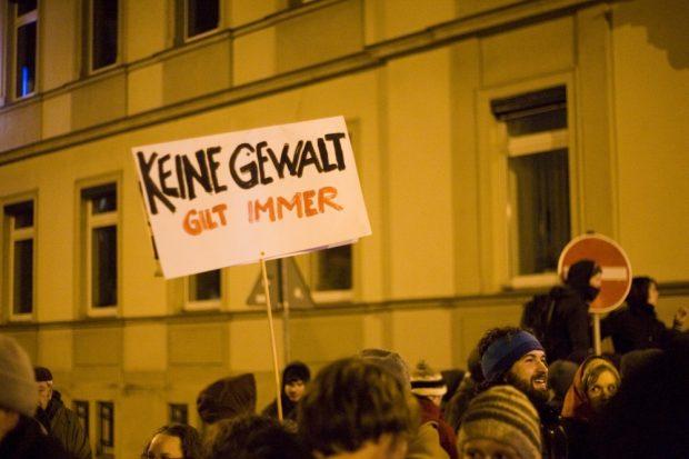Das kann man als Statement so stehen lassen. Foto: L-IZ.de