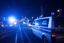 Die sächsische Polizei hat keineswegs weniger zu tun, sondern eher mehr. Foto: Marcus Fischer