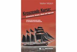 """Walter Mülich """"Kreuzende Kurse"""". Cover: Verlag Kulturmaschinen"""