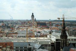 Mit TTIP wird auch die Selbstverwaltung von Kommunen wie Leipzig in Frage gestellt. Foto: Ralf Julke