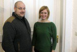 Mandy Schreck und Markus Welz sind die neuen Gesichter beim Projekt Jugendbeteiligung. Foto: privat