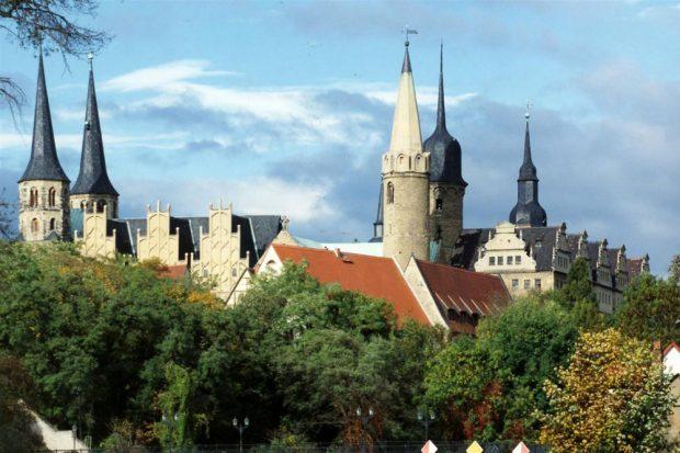 Der Merseburger Dom. Foto: Vereinigte Domstifter