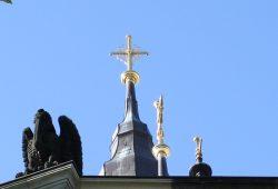 Die christliche Minderheit im säkularen Sachsen erhält im Schulgesetzt einen erstaunlich prominenten Platz. Foto: Ralf Julke