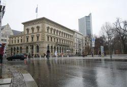 Das Haus der Musikschule Johann Sebastian Bach an der Schillerstraße. Foto: Ralf Julke