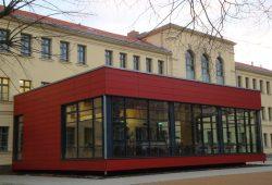 Nachbarschaftsschule in Lindenau. Foto: Gernot Borriss