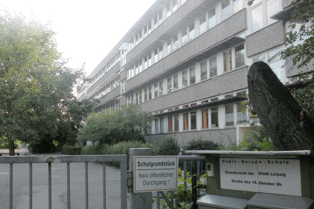 Ehemalige Pablo-Neruda-Schule. Foto: Marko Hofmann