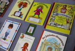Kinderbuchausstellung im Heimatmuseum Markranstädt. Foto: Stadt Markranstädt