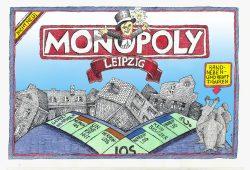 Werner David: Monopoly. Zeichnung: l.viss