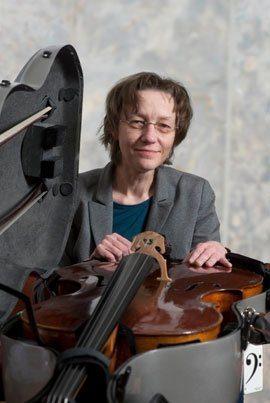 Veronika Wilhelm hofft auf einen neuen Spendenrekord. Foto: Gerd Mothes
