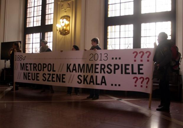 Metropol, Kammerspiele, Neue Szene, Skala?