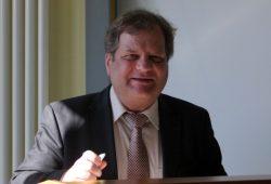 Bürgermeister für Jugend, Soziales, Gesundheit und Schule Thomas Fabian