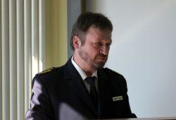 Sächsicher Polizeiprasident Jürgen Georgie. Foto: Alexander Böhm