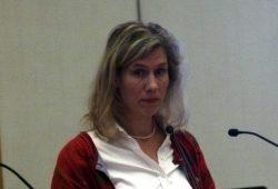 Stadträtin Katharina Krefft (Bündnis 90/ Die Grünen). Foto: Alexander Böhm