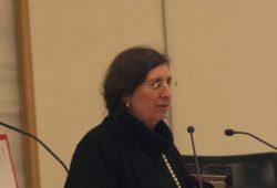 Bürgermeisterin Dorothee Dubrau
