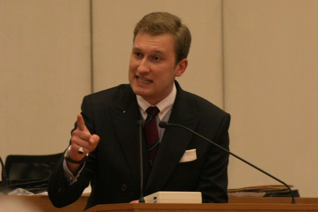 Michael Weickert (CDU). Foto: Alexander Böhm