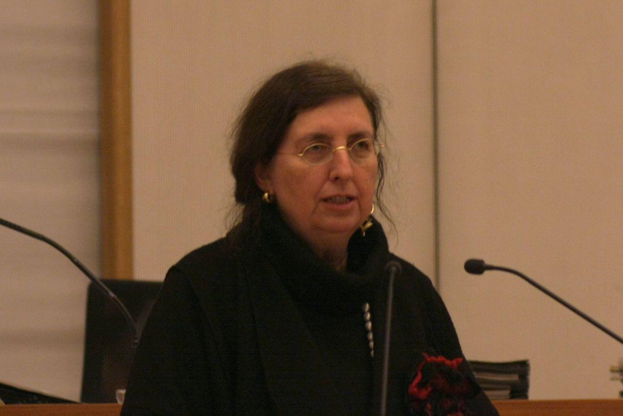 Bürgermeisterin für Stadtentwicklung und Bau Dorothee Dubrau