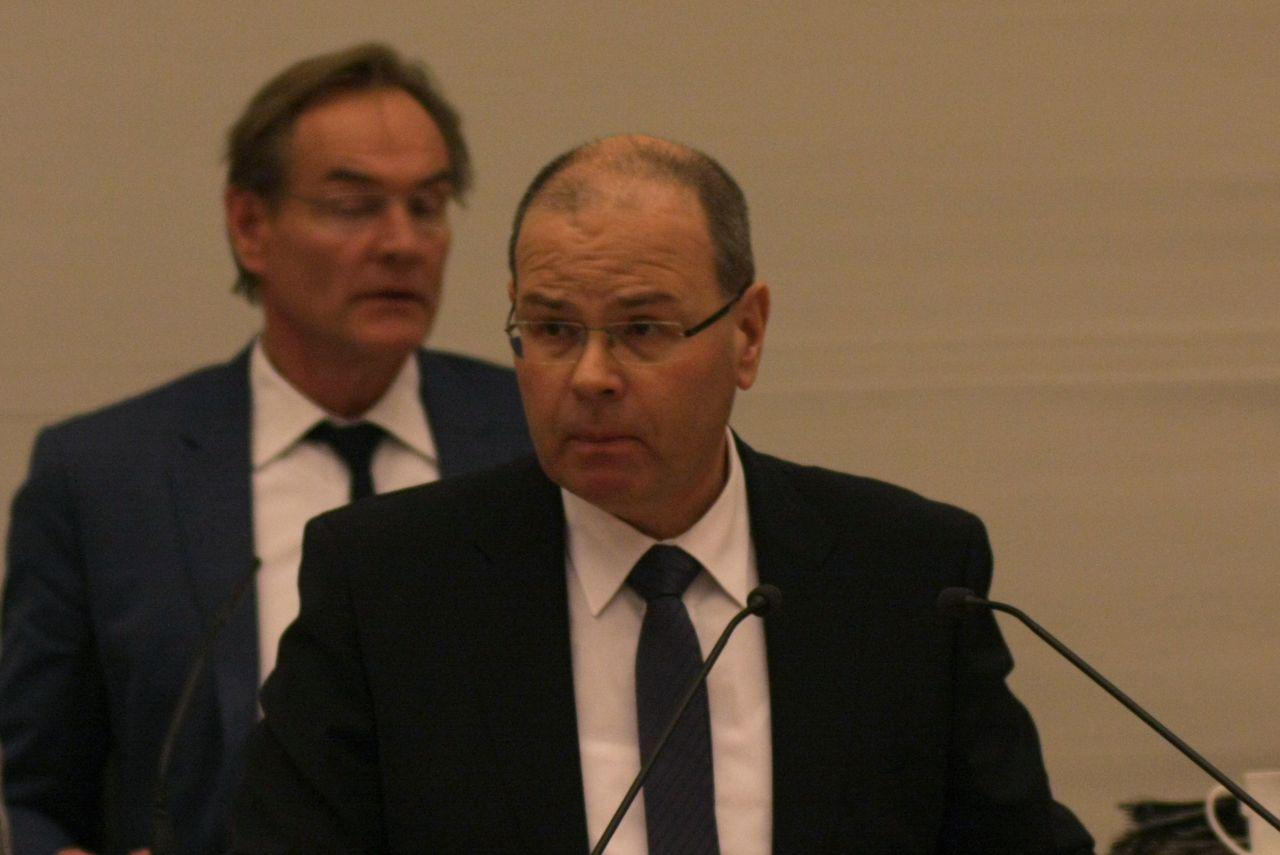 Uwe Albrecht (Bürgermeister für Wirtschaft und Arbeit)