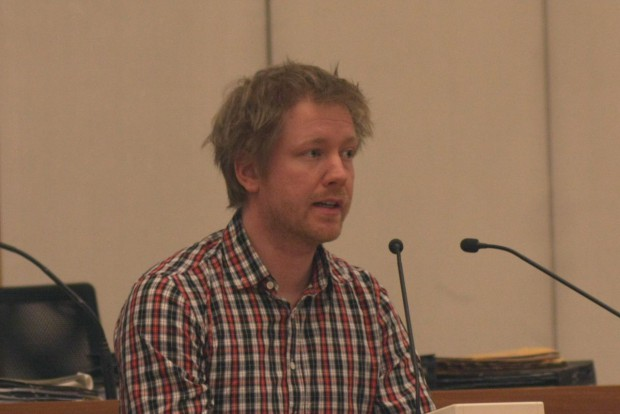 Daniel von der Heide (Bündnis 90/Die Grünen)