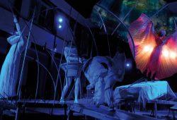 Weltraumoper: Leben auf der Baldrianrakete. Foto: Krause-Zwieback