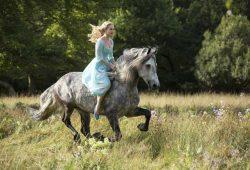 Darf Cinderella (Lily James) am Ende ihren Prinzen heiraten? Foto: Disney Enterprises, Inc.