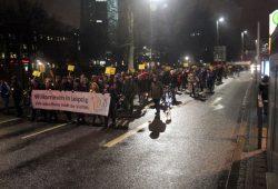 Auch am kommenden Montag wird wieder demonstriert. Foto: L-IZ.de