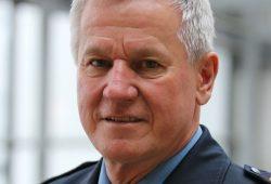 Dieter Hanitsch. Foto: Sächsisches Innenministerium