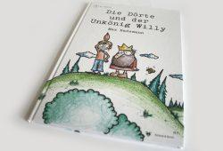 Die Dörte und der Unkönig Willy. Foto: Ralf Julke.