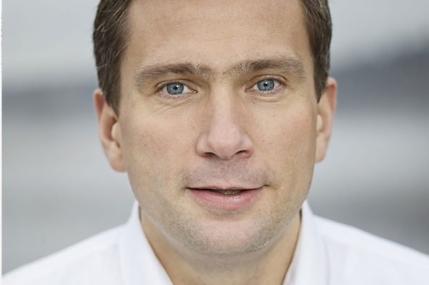 Martin Dulig, Landesvorsitzender der SPD Sachsen. Foto: Götz Schleser